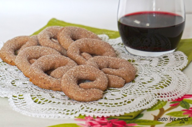 Homemade cookie recipe  - Recipes with olive oil - Gusto Per Amore