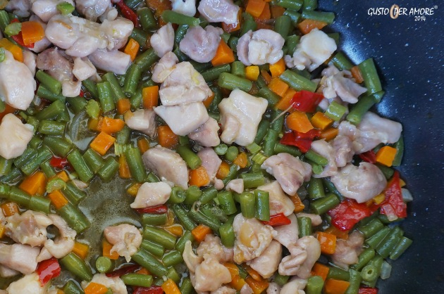 2 Healthy chicken recipes - Recipes with olive oil - Gusto per Amore