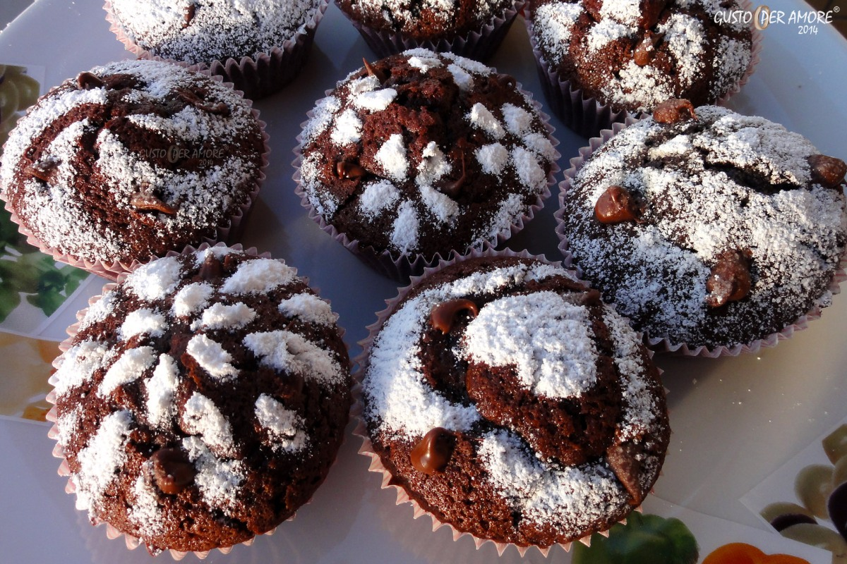 OLIVE OIL CHOCOLATE MUFFIN RECIPE | Recipes With Olive Oil