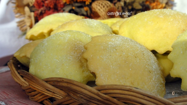 Italian cookies - Recipes with olive oil - Gusto Per Amore