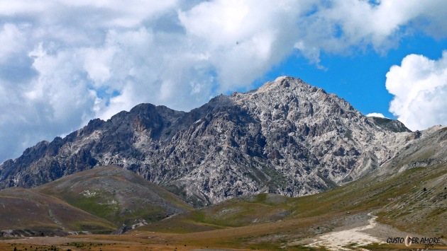 italy national parks,Campo imperatore in Abruzzo