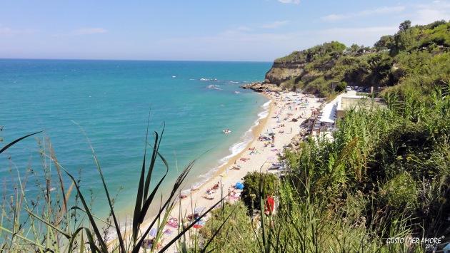 ripari di giobbe Ortona beach