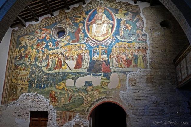 religious painting giudizio particolare  - www.recipeswitholiveoil.com