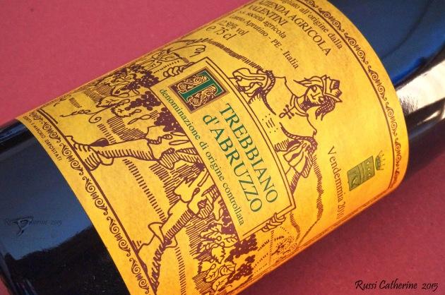 trebbiano d'abruzzo valentini - www.recipeswitholiveoil.com